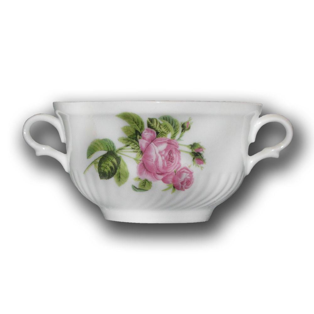 """Чашка для бульона 420мл. """"Роза Кавказа"""""""