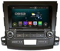 Штатная магнитола Incar AHR-6181 Android (Mitsubishi Outlander XL)