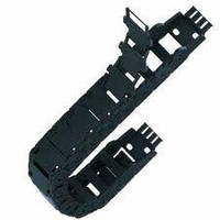 Кабелеукладчик.Zipper - Быстрое открывание и закрывание маленьких и средних кабельных цепей, закрытых цепей.
