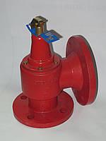 Предохранительный клапан фланцевый DUCO тип KG-FF