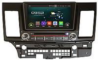 Штатная магнитола Incar AHR-6186 Android (Mitsubishi Lancer X)