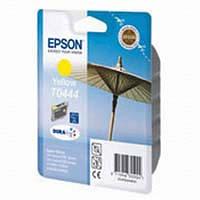 Картридж EPSON St C84/86, CX6400/6600 yellow (C13T04444010)
