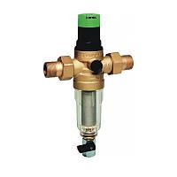 Комбинированный фильтр тонкой очистки с регулятором давления FK06 DN 25 АА Honeywell для холодной воды