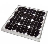 Солнечная фото-панель ALM-50M монокристаллическая