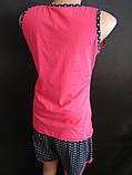 Яркие пижамки майка с шортами., фото 5