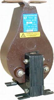 Трансформатор тока ТВЛМ-6 50/5.......400/5