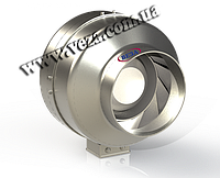Канальный вентилятор для круглых каналов Канал-ВЕНТ-200В
