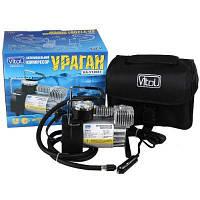 Автомобильный компрессор для шин Vitol «Ураган» КА-У12051 с автостопом