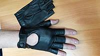 Перчатки мужские кожаные 242