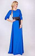 Очень красивое длинное платье Оливия