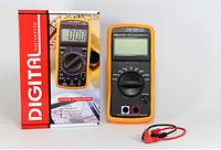 Мультиметр DT CM 9601 тестер мультиметр измеритель емкости цифровой