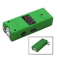 """Электрошокер TW-801 mini Green (Platinum), ЭШУ Оса мини, электрошокер класса """"Platinum"""""""