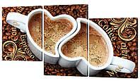 Модульная картина 236 кофе
