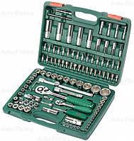 """Набор инструмента 108 предм. HANS 1/4""""DR4-14мм и 1/2""""DR10-32 мм,  (TK-108)"""