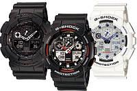 Часы Casio G-Shock GA-100 (1 Класс)