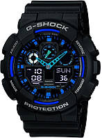 Часы Casio G-Shock GA-100, G-Shok Касио Г-Шок G Shock