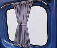 Шторки на Рено трафік,Renault Trafic серые