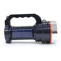 Фонарь переносной ручной HL-1012 Солнечая батарея, туристический фонарь, HL-1012 Солнечая батарея
