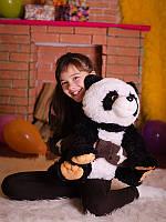 Мягкая игрушка плюшевый медведь Панда Ася