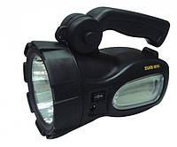 Фонарь поисковый Zuke ZK-L-2126, переносной аккумуляторный фонарь, Zuke ZK-L-2126