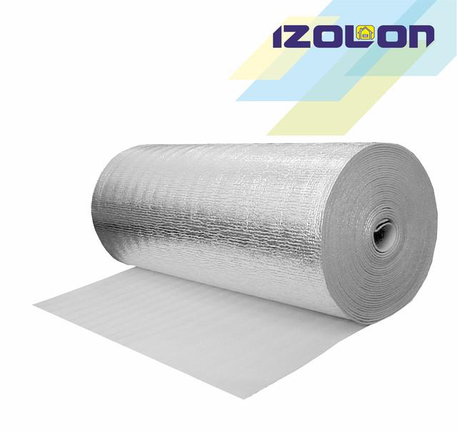 IZOLON AIR ламинированный металлизированной пленкой