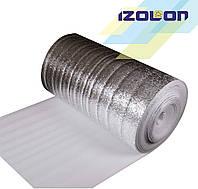 IZOLON AIR 5мм. ламинированный металлизированной пленкой.