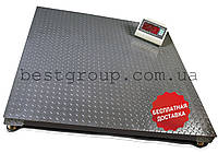 Весы платформенные TCS 1000x1000 до 1000 кг