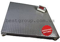 Весы платформенные электронные TCS 1200х1200 до 2000 кг