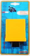 Коммутатор (тюнинг) Yamaha JOG 5ВМ (8 контактов, регулируемый) CHENHAO (желтый)