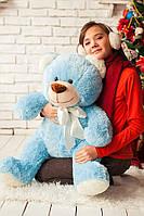 Мягкая игрушка плюшевый медведь Любимчик 100