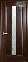 Межкомнатные двери Премьера Р2 (золотая ольха, каштан, ясень)