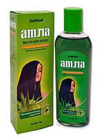 Амла оил - против выдадения волос, способствует росту волос, предотвращает преждевременное поседение