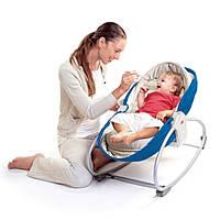 Особенности выбора кресла-качалки для маленьких детей