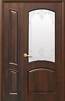 Комплект дверей двустворчатых Антре сатин с Р3 + глухое от Новый стиль (венге new, зол.ольха, каштан, ясень)
