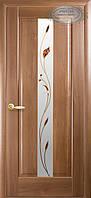 Межкомнатные двери Премьера Р1 (золотая ольха, каштан, ясень)