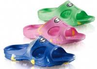 Тапки для бассейна и пляжа детские Феши Германия розовые размер 32