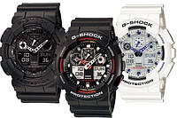 Часы Casio G-Shock GA-100 (1 Класс)