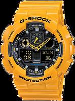 Часы Casio G-Shock GA-100, G-Shok, Касио, Г-Шок, G Shock