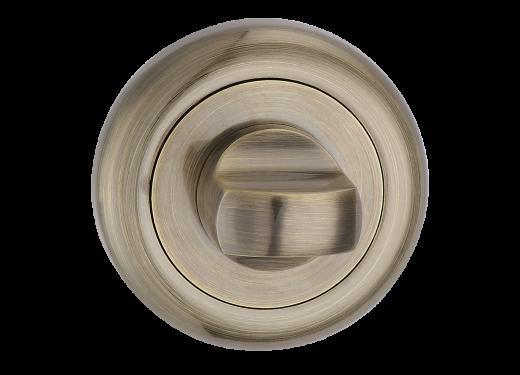 Накладка WC-фиксатор MVM T8 AB - старая бронза, фото 1