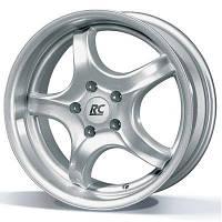 Литые диски RC Design RC-01 KS W5.5 R13 PCD4x108 ET37 DIA63.4