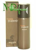 Парфюмированная вода (тестер) Hermes Terre d`Hermes 75 мл