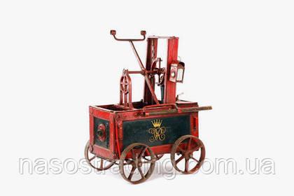 На аукцион выставлен ручной пожарный насос королевы Виктории