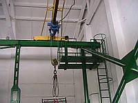 Кран-балки мостовые электрические однобалочные опорные Q – 1т, H – 6м, L – 6,5м