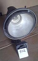 Светильник НКП-04-60-001(металл, 40w, производственный с алюминиевым отражателем в комплекте со стеклом)