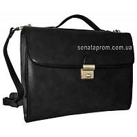 Кожаный портфель папка Katana