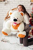 Мягкая игрушка плюшевый медведь Бублик middle