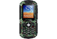 Мобильный телефон Sigma mobile X-treame IT67 Dual Sim khaki