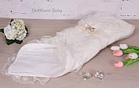 """Красивый конверт для новорожденных """"Шарлота"""""""