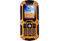 Мобильный телефон Sigma mobile X-treame IT67 Dual Sim orange., фото 1