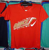 Мужская футболка известного бренда